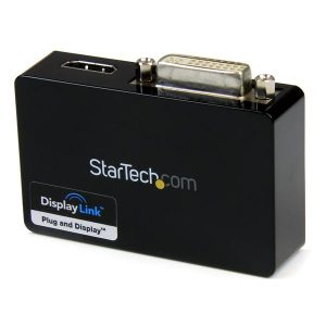StarTech.com-USB 3.0 to HDMI and DVI Dual Monitor External Video Card Adapter-USB32HDDVII