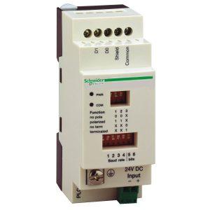 Schneider- Logic controller – Modicon M258 – TWDXCAISO