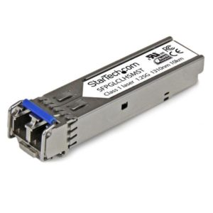 StarTech.com Cisco GLC-LH-SM Compatible SFP Transceiver Module – 1000BASE-LX/LH SFPGLCLHSMST