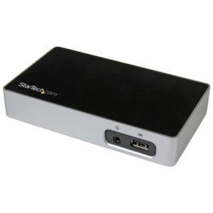 StarTech.com 4K DisplayPort Docking Station for Laptops – USB 3.0 4K DisplayPort Docking Station for Laptops – USB 3.0 USB3VDOCK4DP