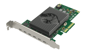 Magewell Flex I/O HDMI 4i2o
